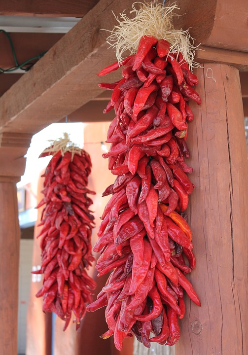 Artificial Chili Peppers In Your Decor