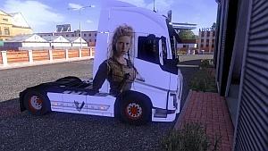 Vikings TV Show Volvo skin