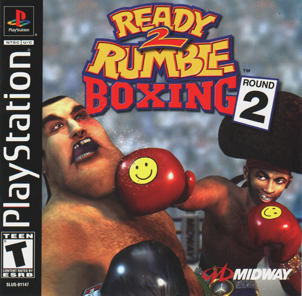 Ready 2 Rumble Boxing - Round 2  - PS1 - ISOs Download