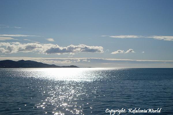 Argostoli Bay Kefalonia