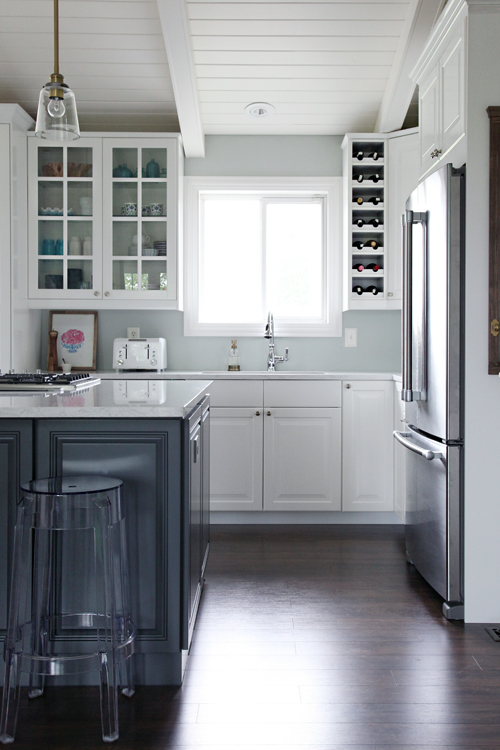 Good, Bad & Ugly of Kitchen Renovation from I Heart Organizing [Weekly Round-Up at High-Heeled Love]