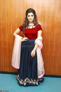 Actress Aathmika in lovely Maraoon Choli ¬  Exclusive Celebrities galleries 081.jpg