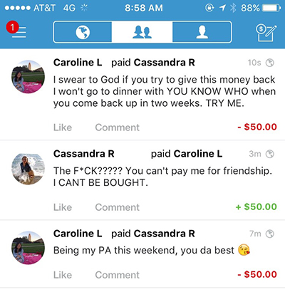 Funny Venmo Captions For Helping A Friend Chastity Captions
