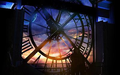 Paso del tiempo reloj
