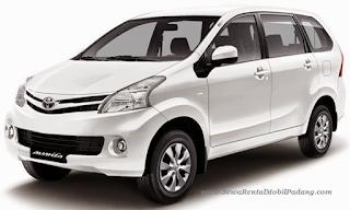 Sewa Mobil Avanza Padang