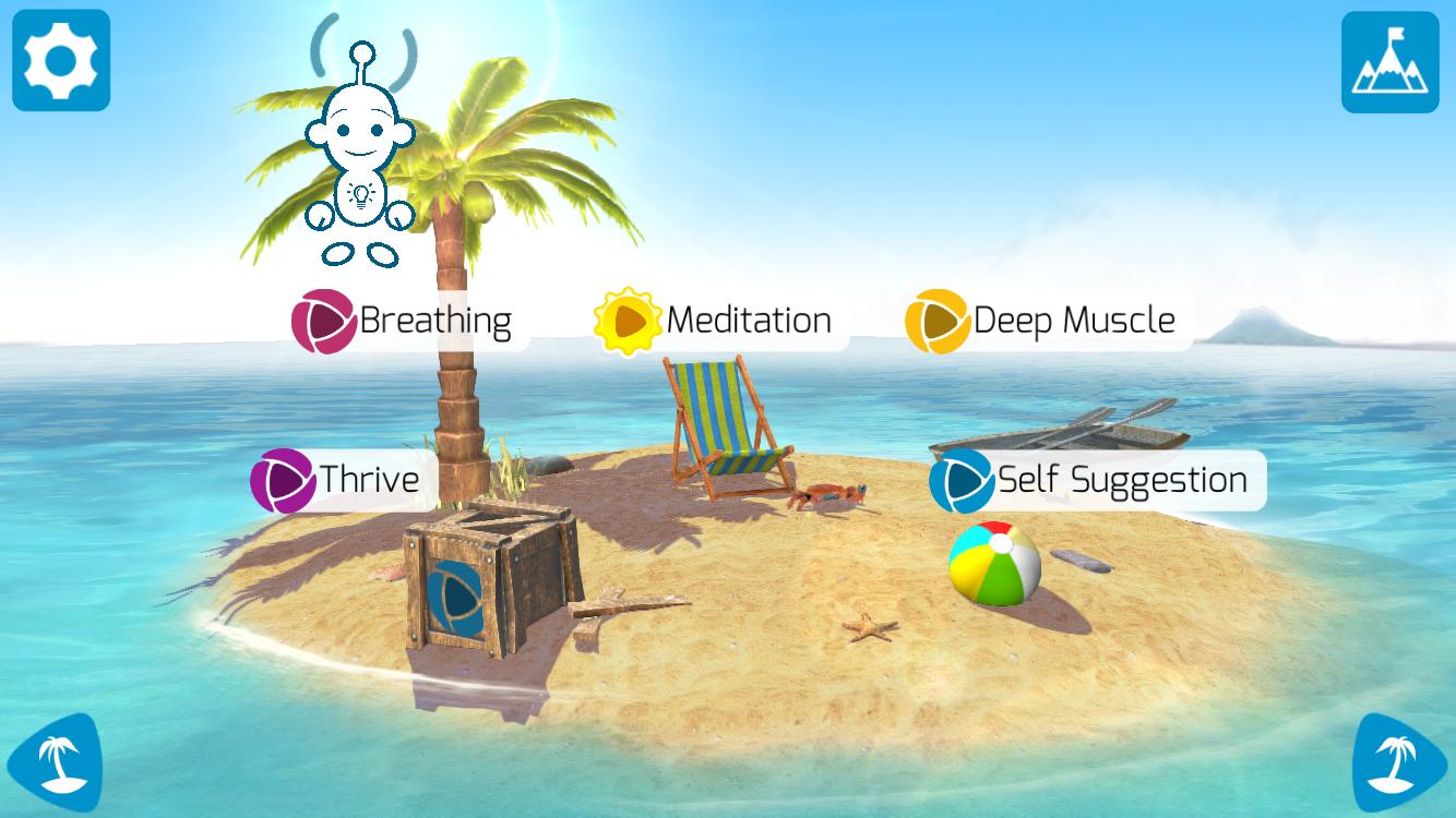 Feel stress free app