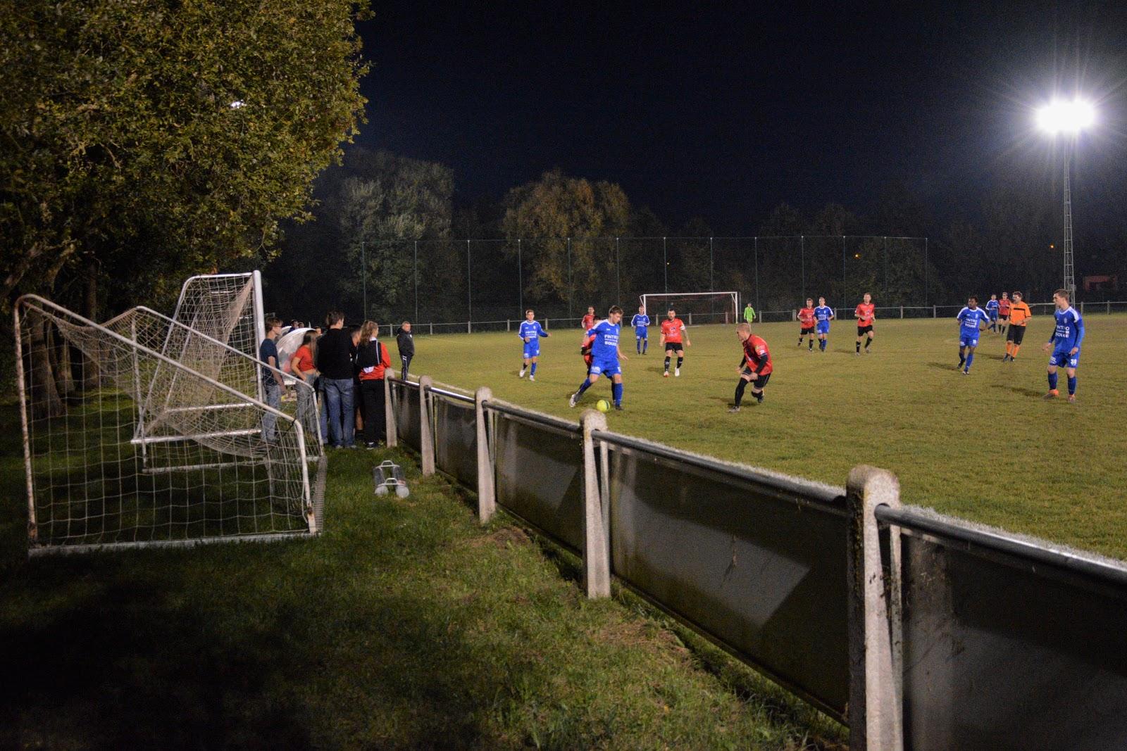 Extreme Football Tourism: BELGIUM: FC Ligny