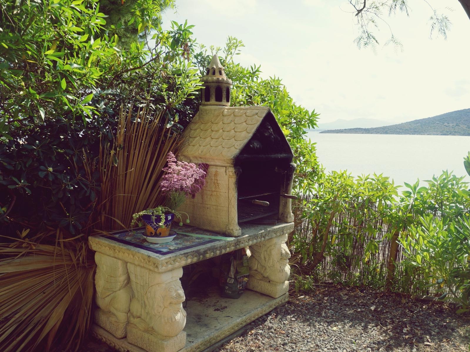 Grill, taras, ogród, Pani Dorcia, panidorcia blog, blog o Islandii, blog o Hiszpanii, wakacje w Hiszpanii, urlop w Hiszpanii, La Manga