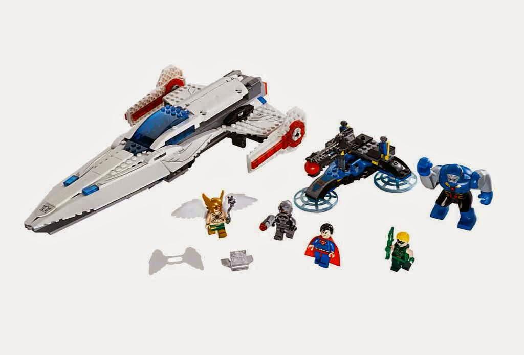 LEGO gosSIP: 300914 LEGO 76028 Darkseid Invasion box art