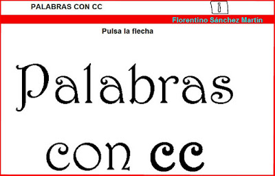 http://cplosangeles.juntaextremadura.net/web/edilim/tercer_ciclo/lengua/ortografia/palabras_con_cc/palabras_con_cc.html