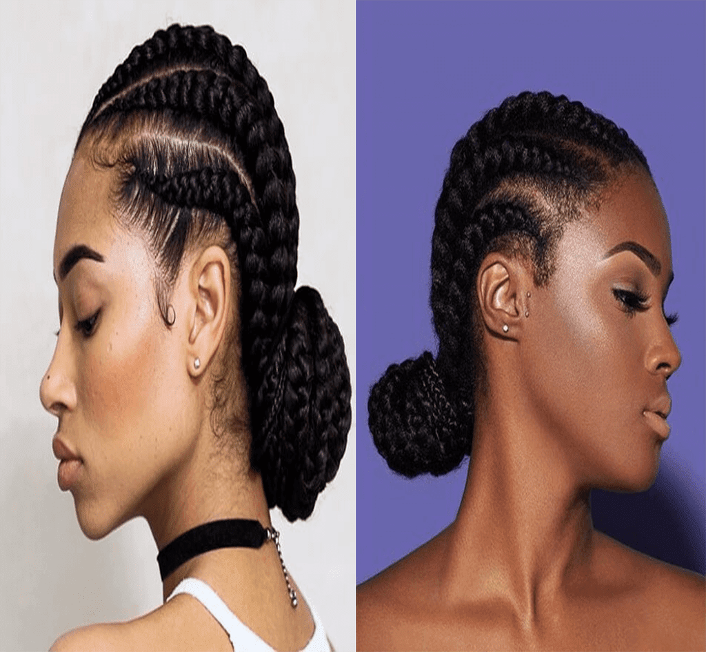 17 Ghana Lemonade Braids Styles 2018 That You Just Ought To Try
