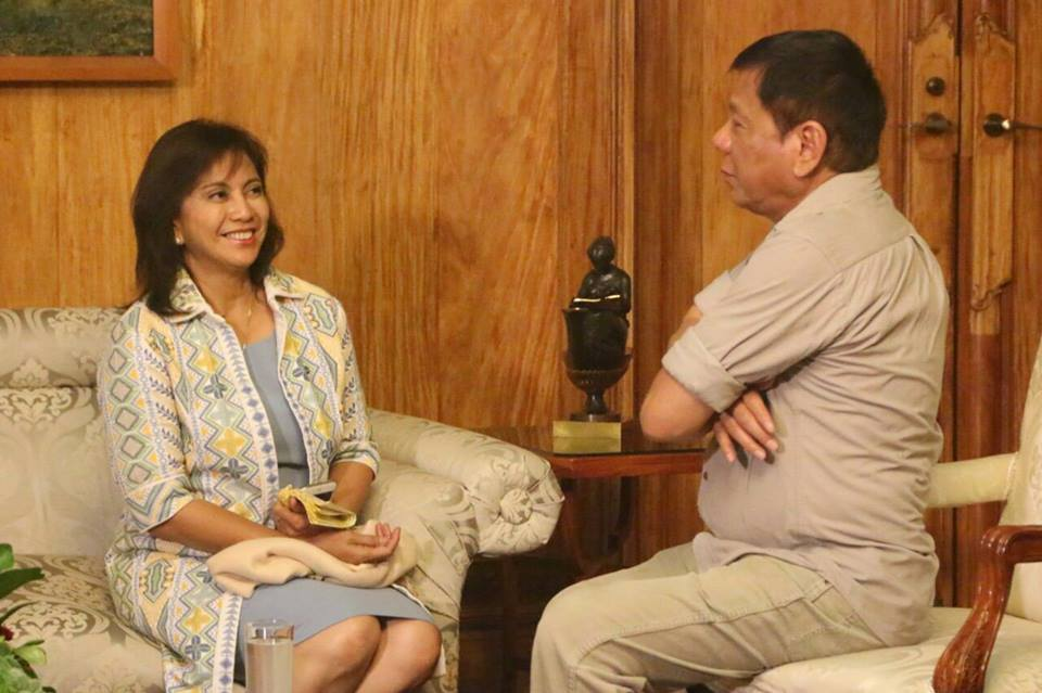 Duterte appoints VP Robredo as new HUDCC chief