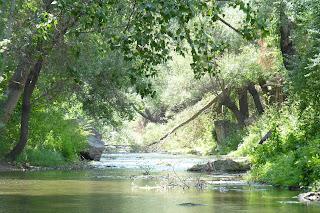 Valle de Ihlara, río Melendiz.