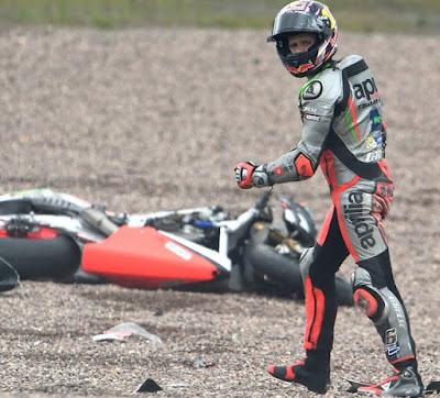 Folger Jadi Penyebab Bradl Terlempar ke Superbike