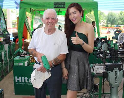 Metabo Tools European buyer in Buriram Thaiand