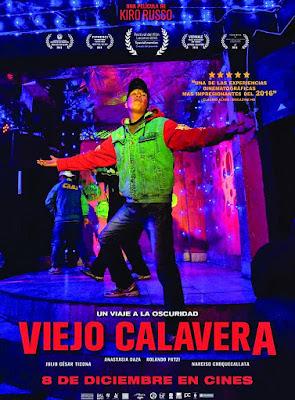 Viejo Calavera 2016 Custom HD Latino