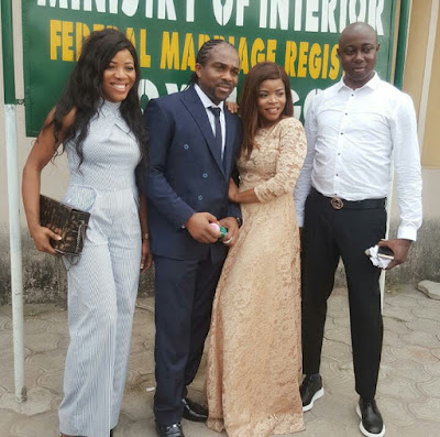 Laura Ikeji Sets To Tie The Knot Traditionally To Her Beau