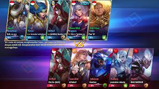 Hero Mobile Legends Terbaik Untuk Pemula