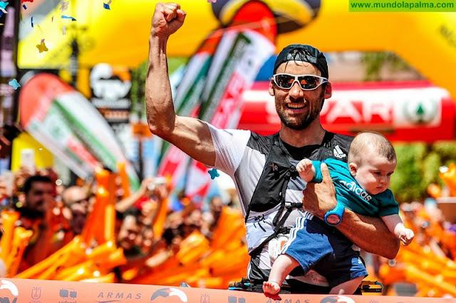 El triple campeón mundial Luis Alberto Hernando estará en la Transvulcania Naviera Armas 2019