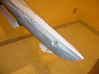 modelismo naval de submarinos