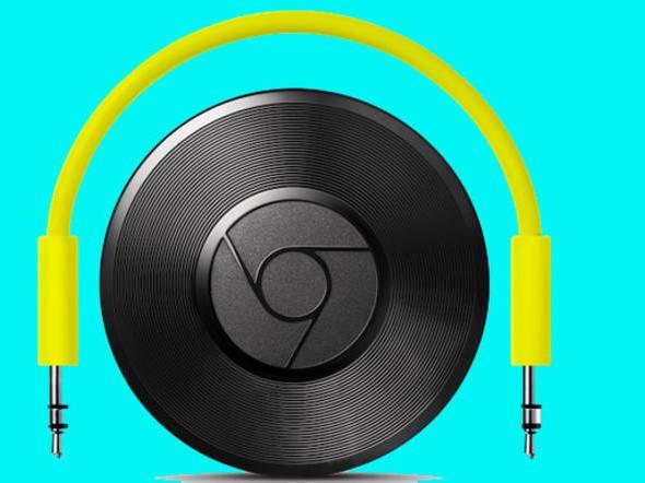 Chromecast Audio leva Spotify para sua caixa de som antiga