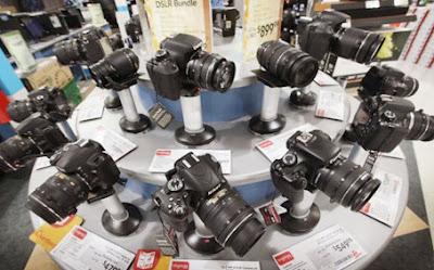 rental kamera - sewa peralatan fotografi - tanpa modal