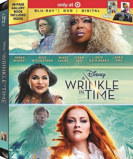 A Wrinkle in Time (Un viaje en el tiempo) (2018) 720p y 1080p BDRip mkv Dual Audio AC3 5.1 ch