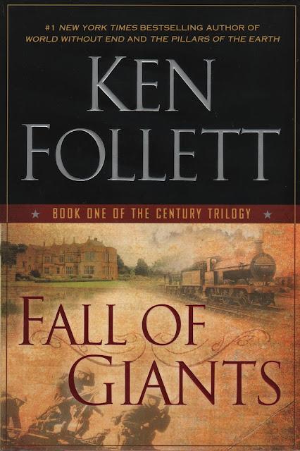 Ken Follett FALL OF GIANTS Century Trilogy 1
