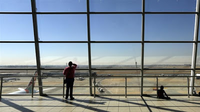 Robbers steal $15M by disguising as Police at a South African airport
