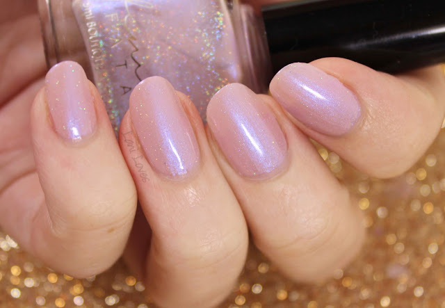 Femme Fatale Horae Awaits Nail Polish Swatches & Review