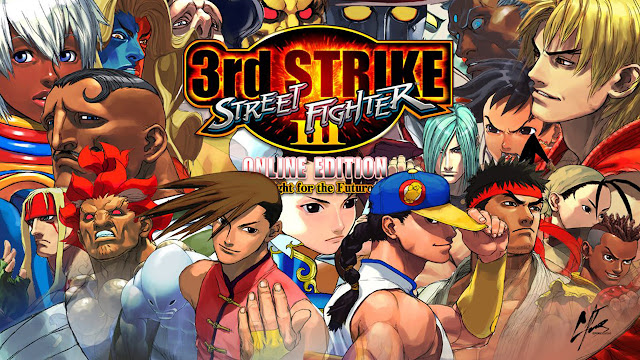 street fighter III, street fighter 3, street fighter iii, street fighter 3 personajes, street fighter 3 pc, street fighter 3 rom, street fighter 3, street fighter 3 third strike, 2D, second impact