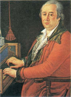 Domenico Cimarosa was a target for  Paisiello's outspoken comments