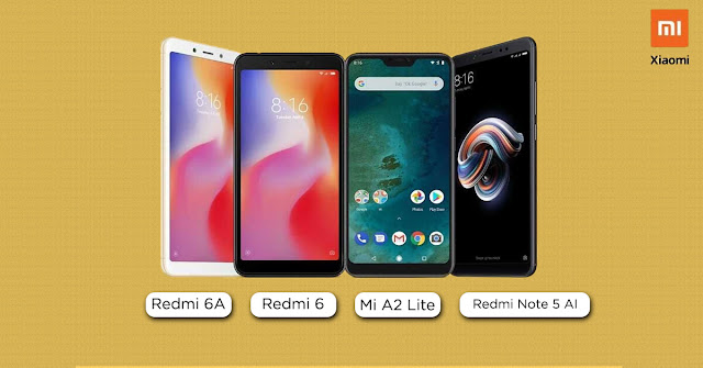 Budget Smartphone Xiaomi