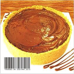 Torta Prestígio Gelada com Chocolate e Coco Receita