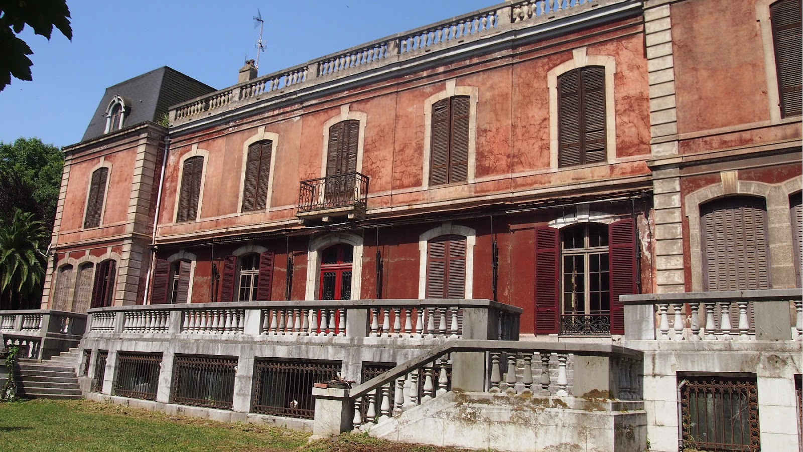 Palacio Munoa en 2015