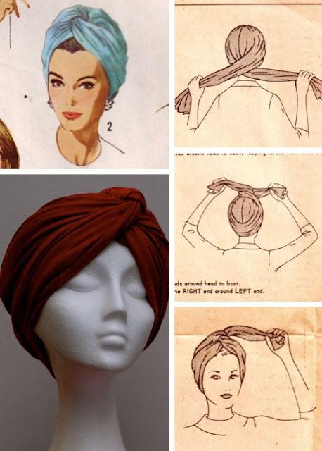 Tutorial Hijab Turban Pashmina Modern Gaya #4 Casual Cool