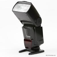Canon Speedlite 580EX Reference