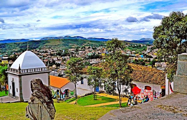 Cidade de Congonhas do Campo, Minas Gerais
