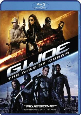 G I Joe The Rise Of Cobra 2009 Hindi Dual Audio 720p BRRip 800MB Watch Online Full Movie Download bolly4u
