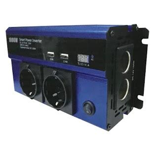 1000W SMART POWER INVERTER 12V A 220V ANDOWL QY-7011