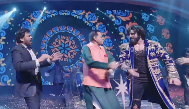 Chiranjeevi, Ranveer Singh Dance Video