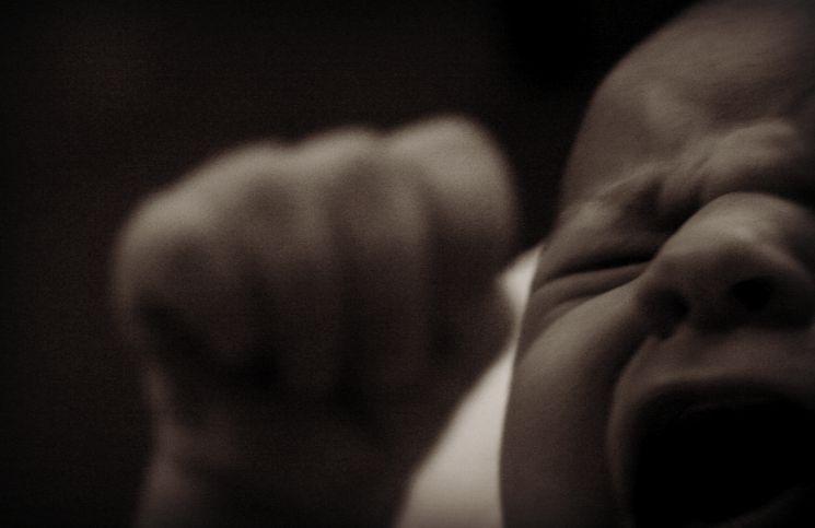 bayi menangis tengah malam tanpa sebab.. apa nak buat ?