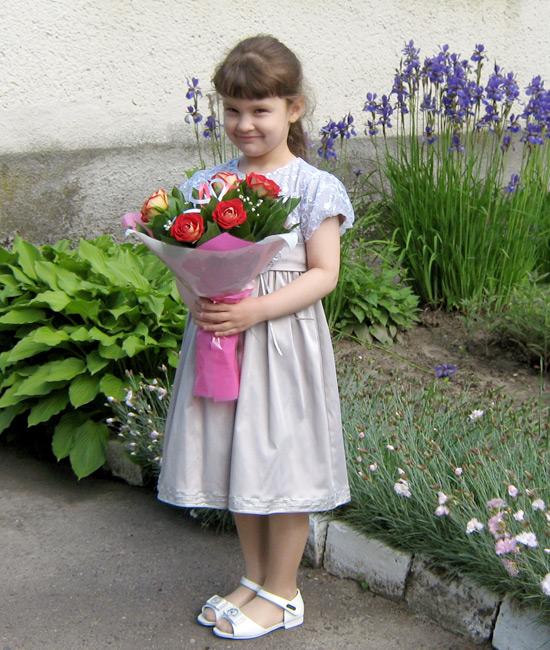 дочка, выпускной