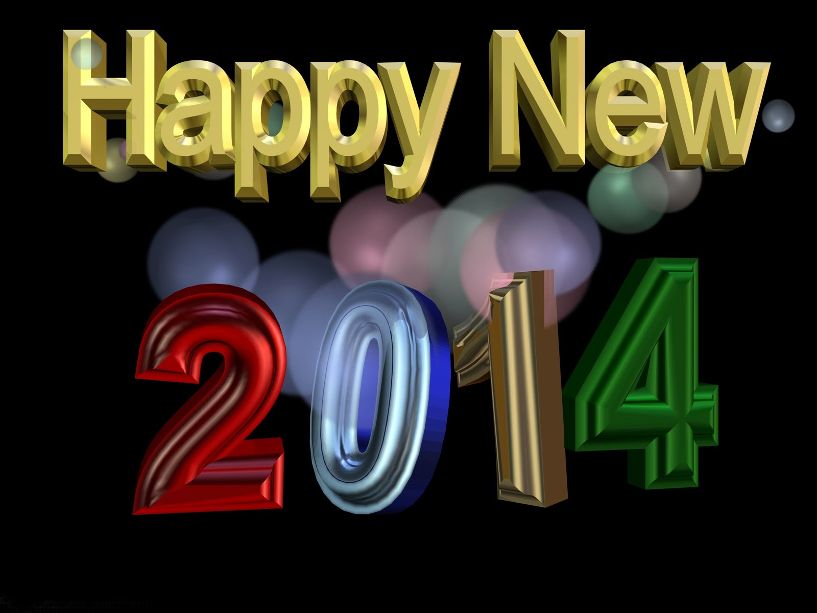 Happy New Year Text Messages 2014