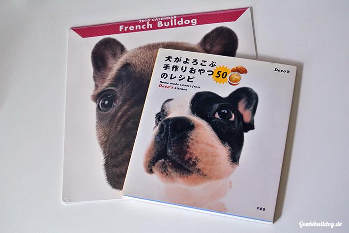 The Dog Kalender Französische Bulldogge