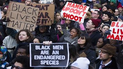 احتجاجات في أمريكا - أرشيفية