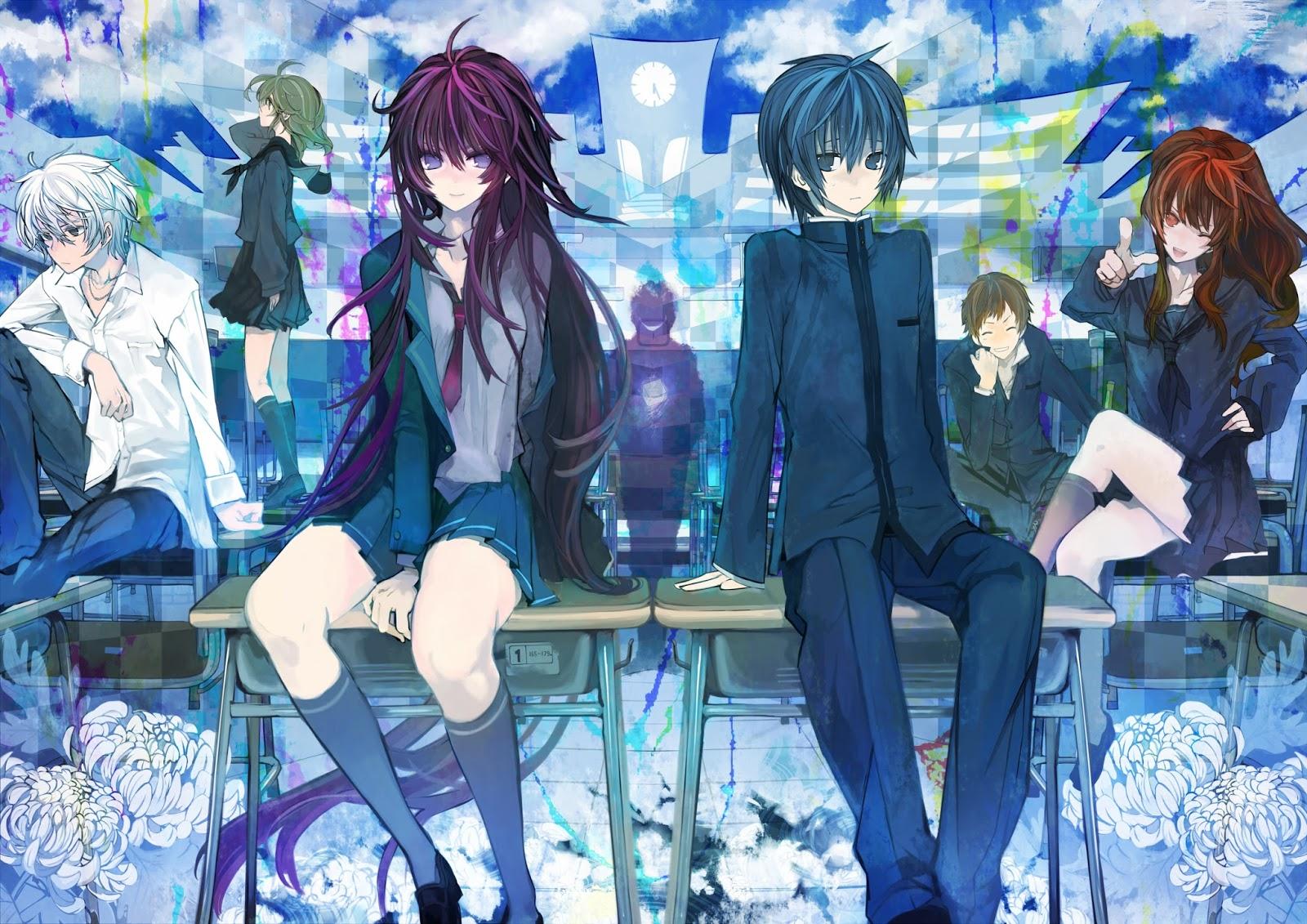 [7 Animes Indispensáveis] - Dengeki Bunko Utsuro.no.Hako.to.Zero.no.Maria.full.231854