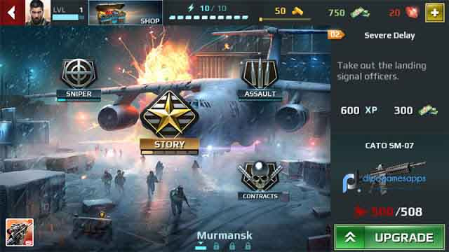 Download Sniper Fury APK (MOD, Unlimited Ammo) Updated