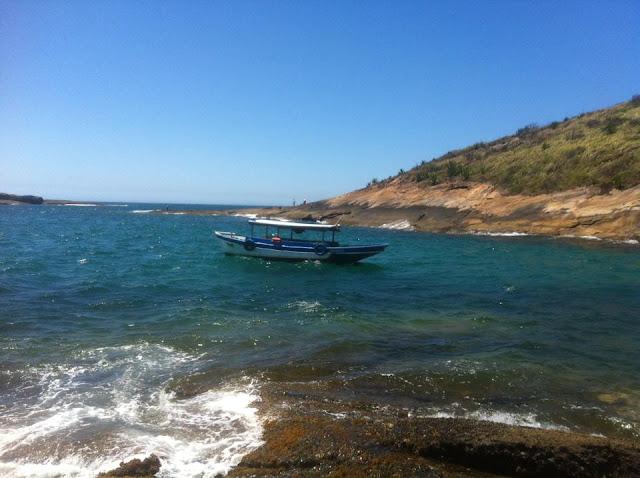 Lugares para conhecer no Espírito Santo - Três Ilhas - Guarapari - Tamaravilhosamente