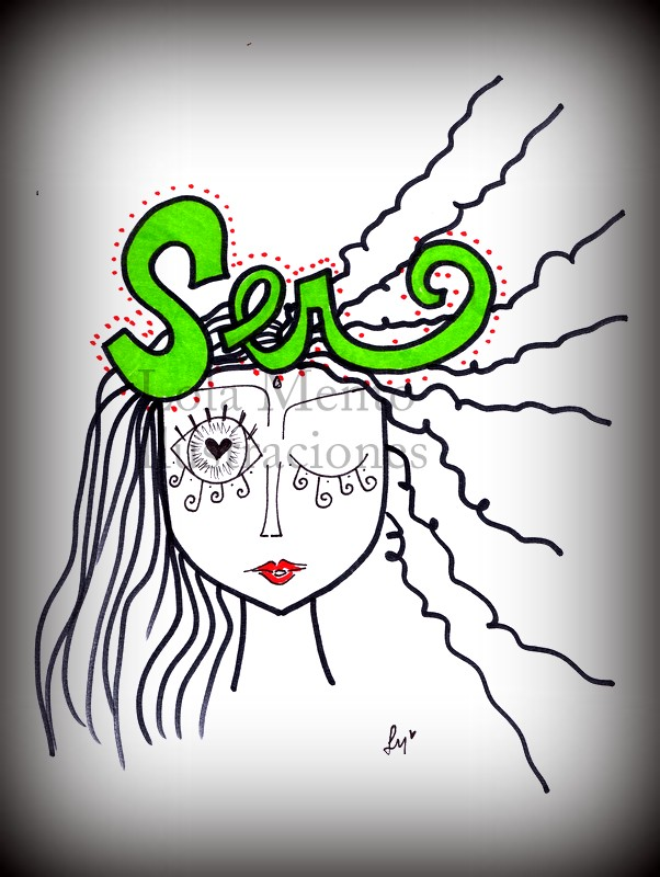 LolaMento, Lola Mento, ilustraciones lola mento, ilustraciones lolameno, cuadros originales, dibujos motivacionales, frases lola mento, frases lolamento,